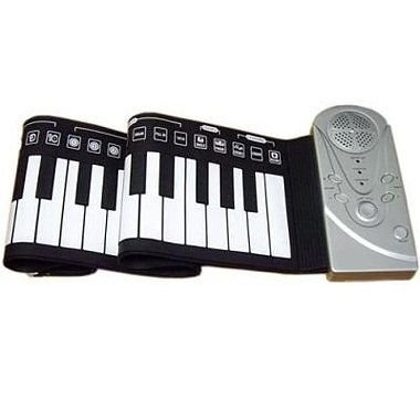 "Пианино гибкое ""СИМФОНИЯ"", 49 клавиш (49 Keys Flexible Keyboard Piano"